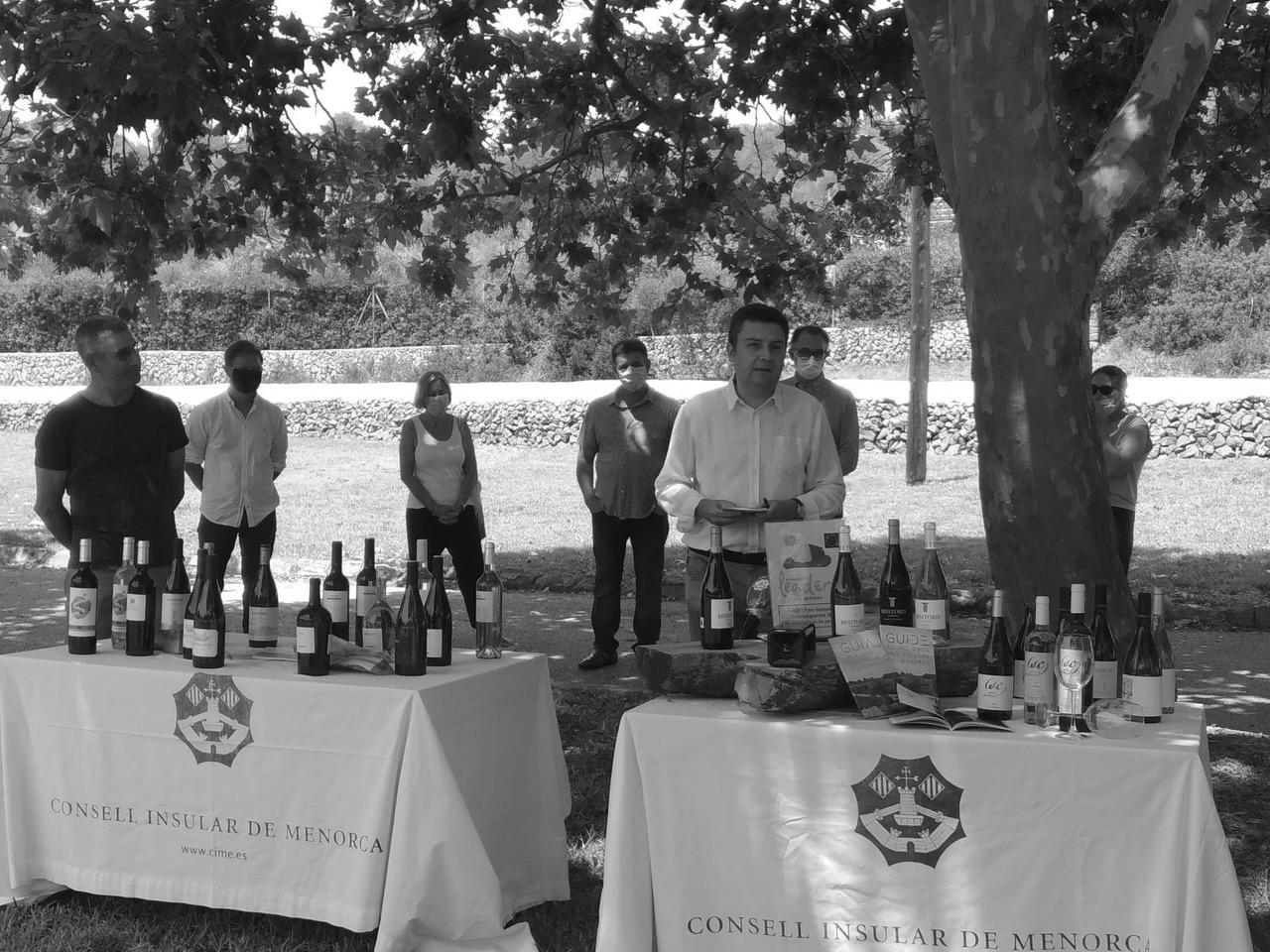 Guia Vins i Cellers de Menorca